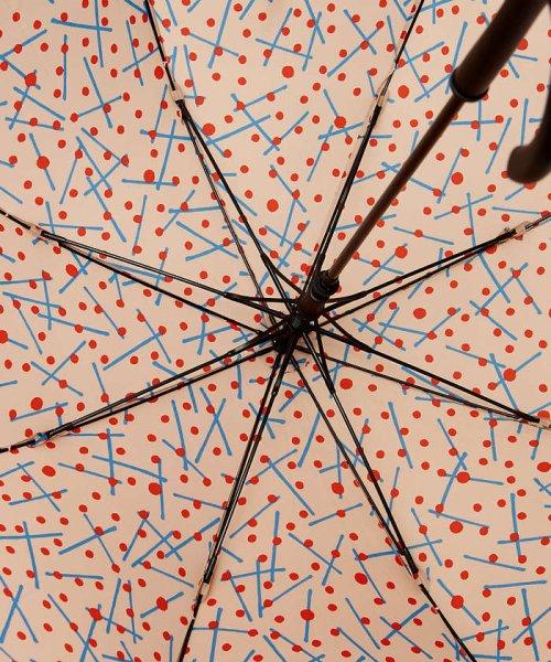 collex(collex)/【KiU×collex 】【晴雨兼用】ジャンプ長傘/60380143000_img07