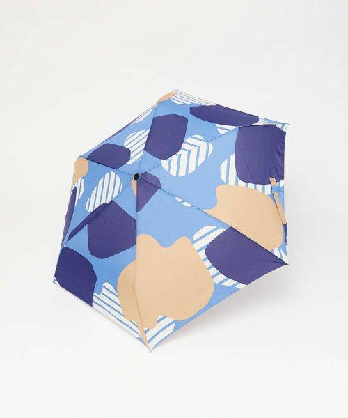 collex(collex)/【KiU×collex 】【晴雨兼用】ジャンプ折りたたみ傘/60380143001_img01