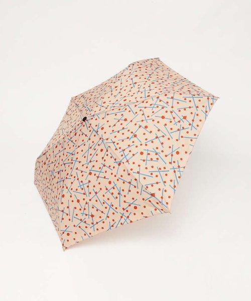 collex(collex)/【KiU×collex 】【晴雨兼用】ジャンプ折りたたみ傘/60380143001_img03