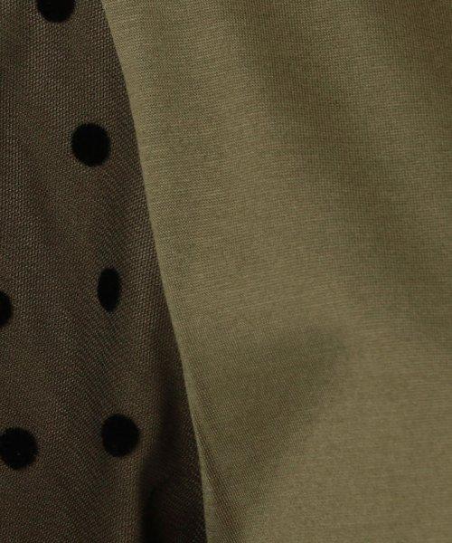 NOLLEY'S(ノーリーズ)/チュールドットスリーブTシャツ/9-0035-3-03-008_img07