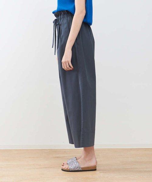 collex(collex)/【洗濯機可】タイプライターワイドパンツ/60380613014_img05