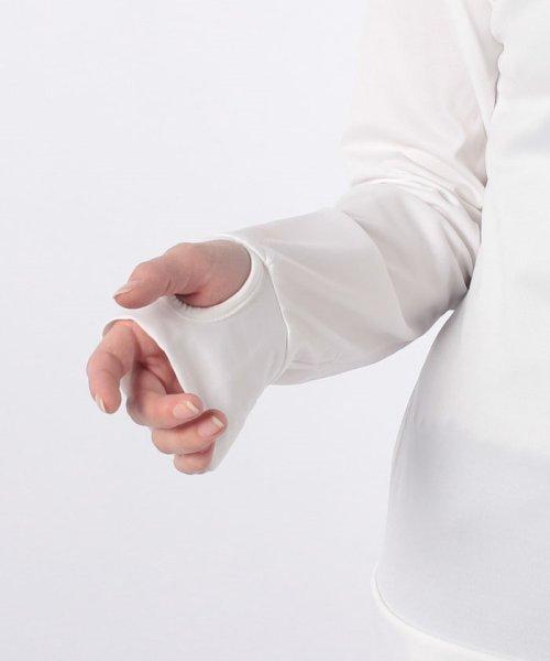 felt maglietta(フェルトマリエッタ)/薄手サラサラ素材で着るだけでUV対策ラッシュガード/h052_img04