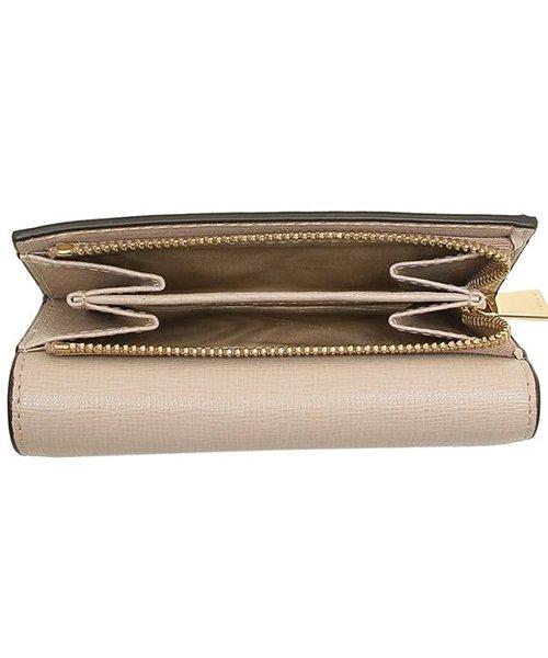 FURLA(フルラ)/フルラ 折財布 レディース FURLA 992591 PR76 B30 TUK ベージュ/fu992591_img01