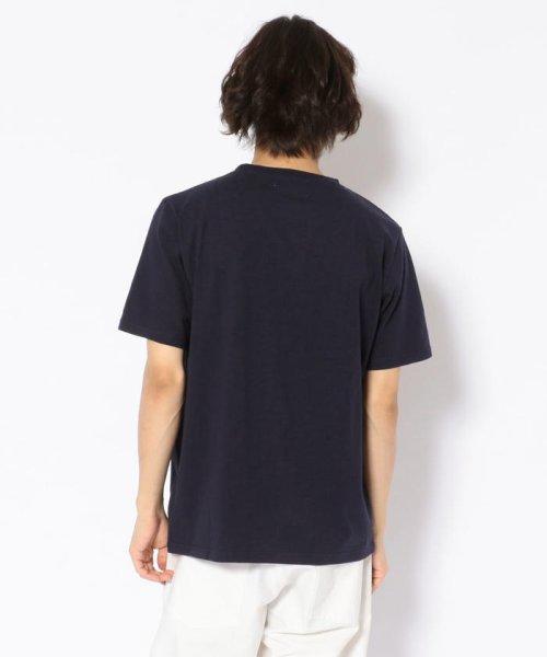 LHP(エルエイチピー)/MADDICT/マディクト/ルーズシルエット フラワースカルプリントTシャツ/6016191327-60_img02
