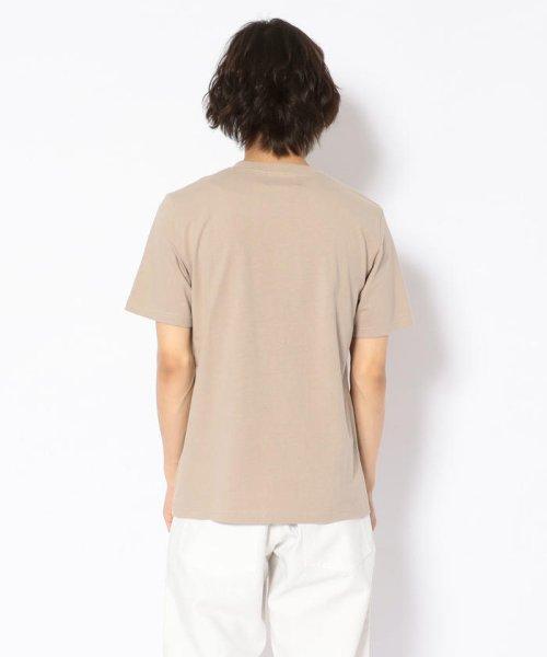 LHP(エルエイチピー)/MADDICT/マディクト/ルーズシルエット スカルプリントTシャツ/6016191331-60_img02