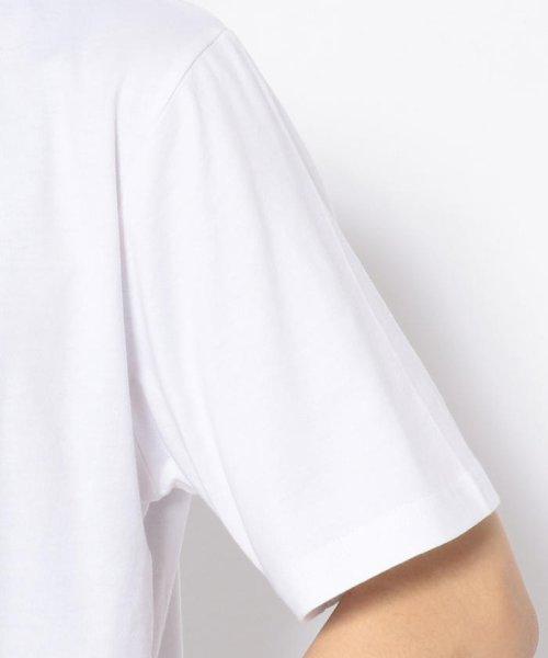 LHP(エルエイチピー)/MADDICT/マディクト/ルーズシルエット ブラックアウトプリントTシャツ/6016191333-60_img05
