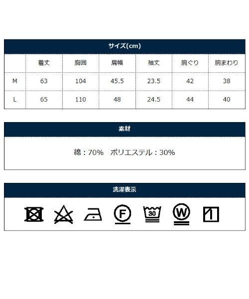 THE CASUAL(ザ カジュアル)/(バイヤーズセレクト)Buyer's Select ソロテックス浅Vネック半袖カットソー/buy190063_img15