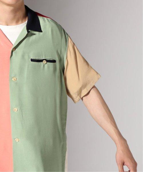 JOURNAL STANDARD(ジャーナルスタンダード)/STYLE EYES / スタイルアイズ : CRAZY PATTERN オープンカラーシャツ/19051610005810_img07