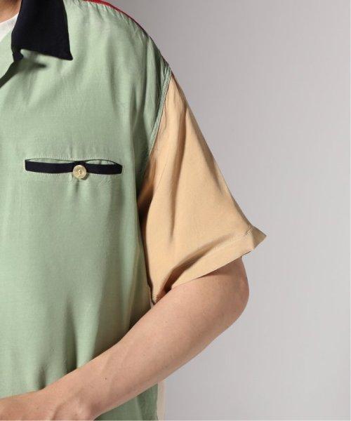 JOURNAL STANDARD(ジャーナルスタンダード)/STYLE EYES / スタイルアイズ : CRAZY PATTERN オープンカラーシャツ/19051610005810_img08