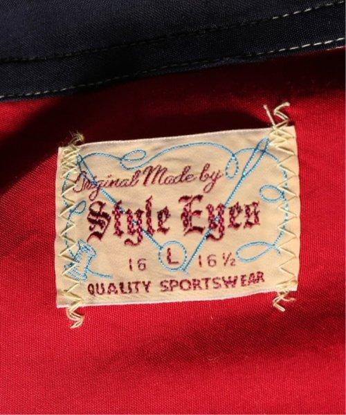 JOURNAL STANDARD(ジャーナルスタンダード)/STYLE EYES / スタイルアイズ : CRAZY PATTERN オープンカラーシャツ/19051610005810_img13