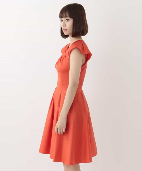 Tara Jarmon(タラ ジャーモン)/【リゾート特集】コットンデザインドレス IMPORTED/VZEGD43460_img03