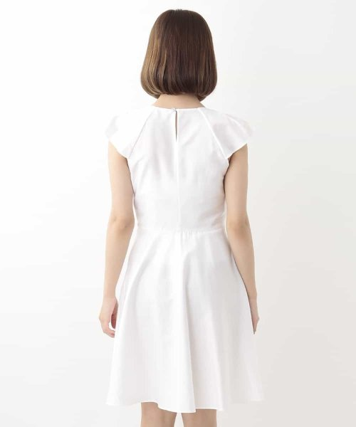 Tara Jarmon(タラ ジャーモン)/【リゾート特集】コットンデザインドレス IMPORTED/VZEGD43460_img19