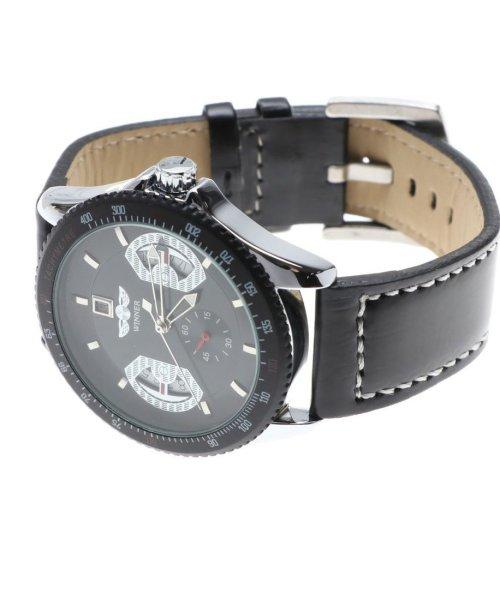 SP(エスピー)/【ATW】自動巻き腕時計 ATW007 メンズ腕時計/WTATW007_img06