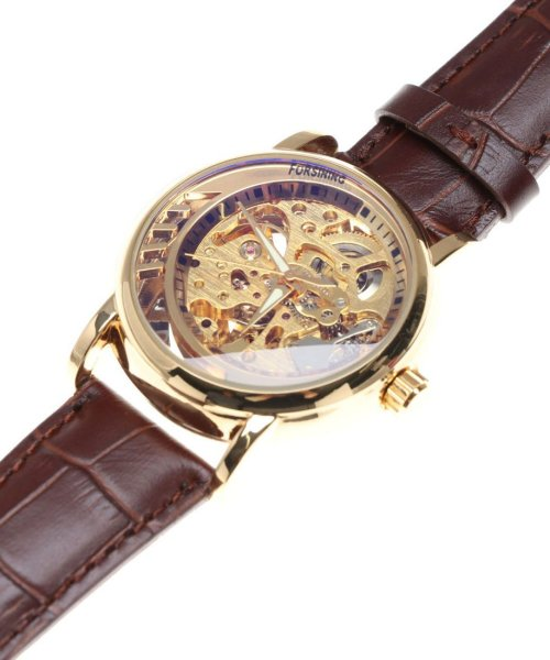 SP(エスピー)/【ATW】自動巻き腕時計 ATW033 メンズ腕時計/WTATW033_img02