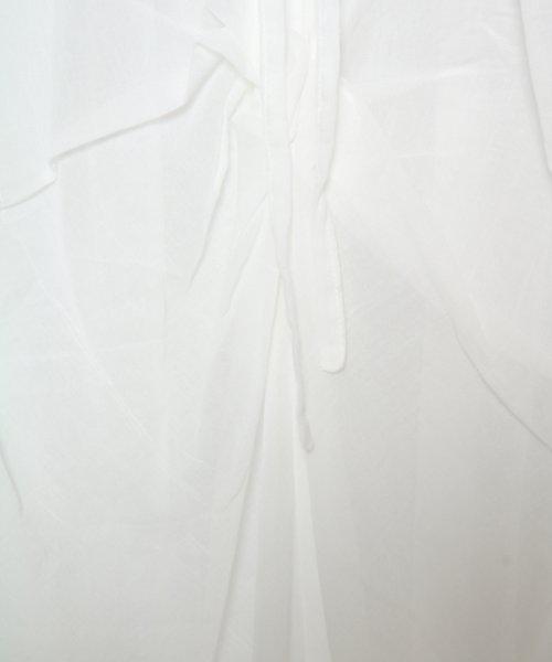 SCOTCLUB(スコットクラブ)/GRANDTABLE(グランターブル) バックリボンシアーシャツ/021326067_img10