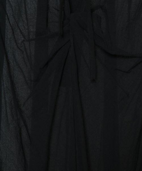 SCOTCLUB(スコットクラブ)/GRANDTABLE(グランターブル) バックリボンシアーシャツ/021326067_img11