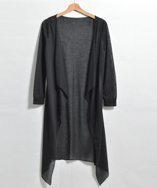 felt maglietta(フェルトマリエッタ)/ロング丈でスタイルカバー出来る◎UVケアカーディガン/h090_img06