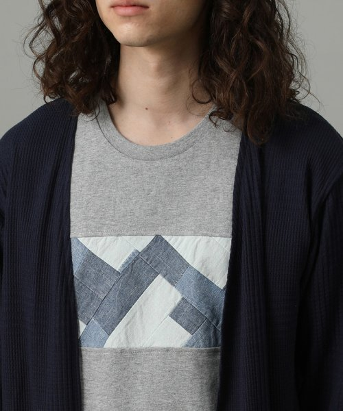 JUNRed(ジュンレッド)/JQD7分袖トッパーカーデ/AOK29020_img03