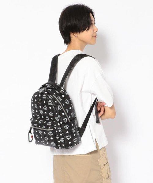 LHP(エルエイチピー)/MCM/エムシーエム/Stark WhiteLogo Backpack Small/1064193010-60_img10