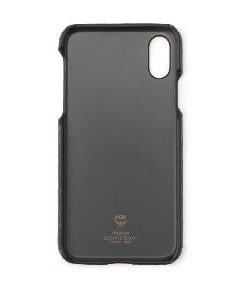 LHP(エルエイチピー)/MCM/エムシーエム/Vists Original iPhoneX Case/1064193032-60_img01