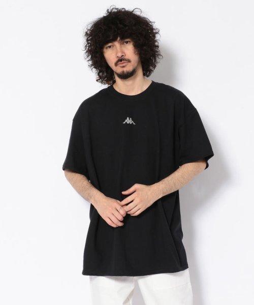 LHP(エルエイチピー)/Kappa/カッパ/【web限定】バックラインプリントビッグTシャツ/24719304-60_img01