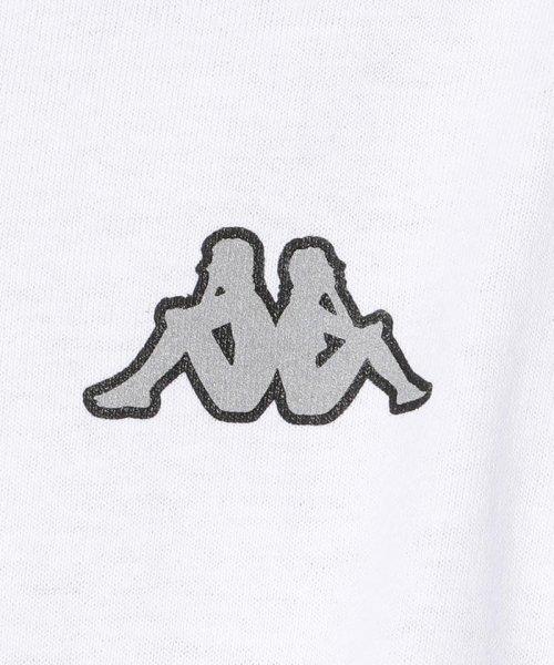 LHP(エルエイチピー)/Kappa/カッパ/【web限定】バックラインプリントビッグTシャツ/24719304-60_img06
