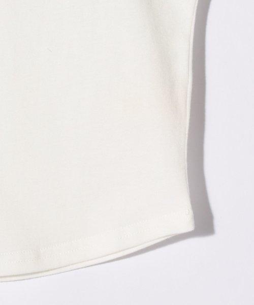 coen(コーエン(キッズ))/【coen キッズ/ジュニア】バックスカラップ刺繍ドルマンTシャツ/77256009052_img04