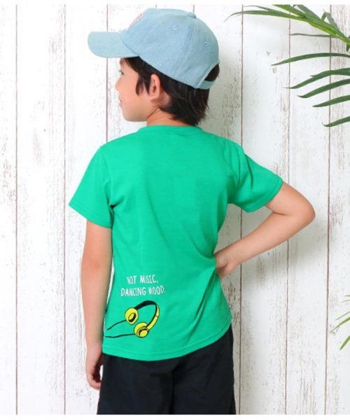 ANAP KIDS(アナップキッズ)/T-REXプリントTシャツ/0437400003_img03