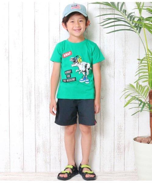 ANAP KIDS(アナップキッズ)/T-REXプリントTシャツ/0437400003_img05