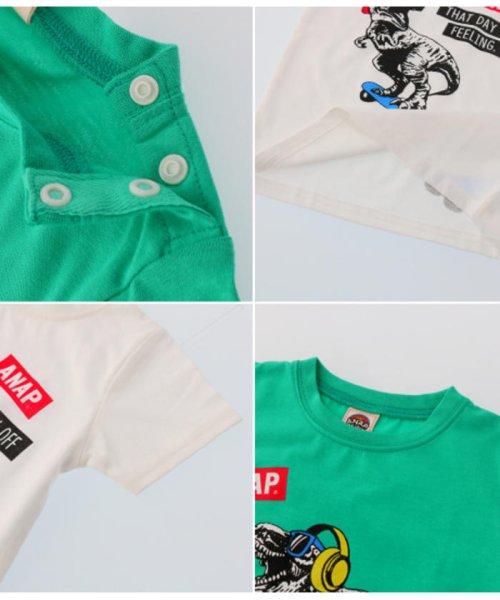ANAP KIDS(アナップキッズ)/T-REXプリントTシャツ/0437400003_img09