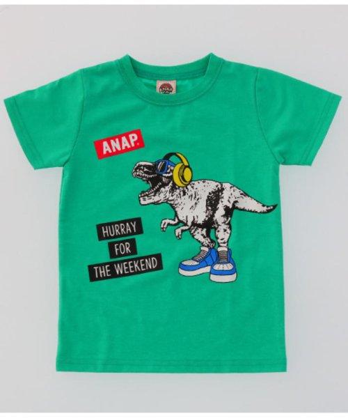 ANAP KIDS(アナップキッズ)/T-REXプリントTシャツ/0437400003_img10