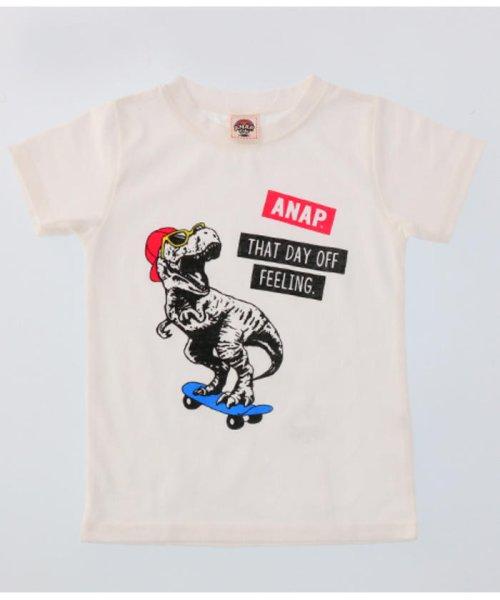 ANAP KIDS(アナップキッズ)/T-REXプリントTシャツ/0437400003_img11