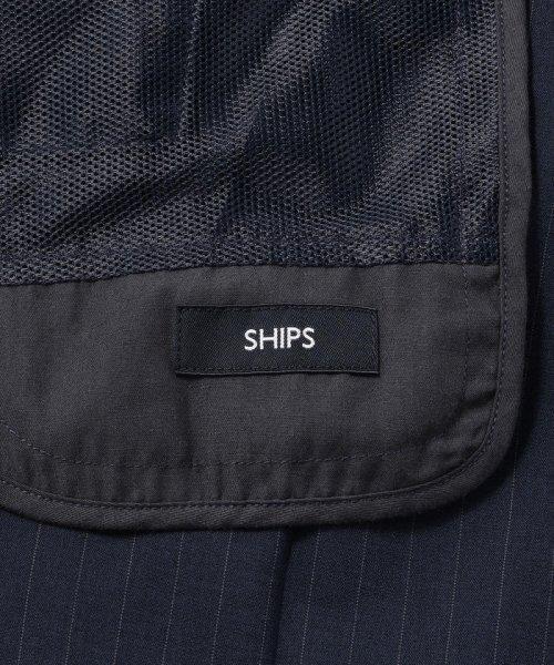 SHIPS MEN(シップス メン)/SC: GARA FLEX イージーパンツ/113100222_img08