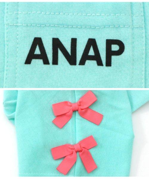 ANAP KIDS(アナップキッズ)/肩リボンポケット付トップス/0437300009_img15