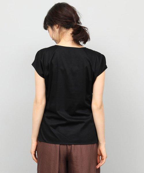 ROPE'(ロペ)/【UVカット】コットンスムースTシャツ/GGM29540_img05