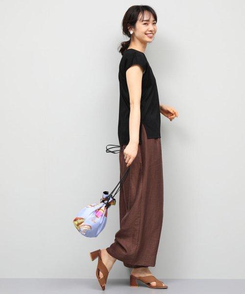 ROPE'(ロペ)/【UVカット】コットンスムースTシャツ/GGM29540_img10