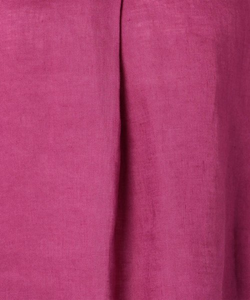 FREDY REPIT(フレディレピ)/リネン半袖プルオーバーブラウス/9-0012-2-21-010_img09