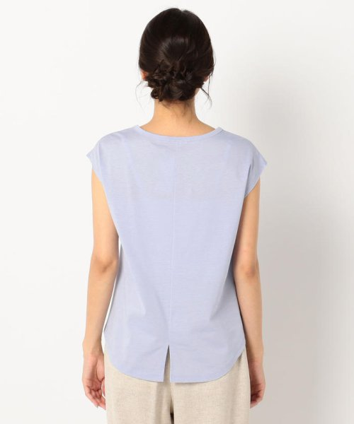 fredy emue(フレディエミュ)/リネン混フレンチTシャツ/9-0021-3-23-001_img03