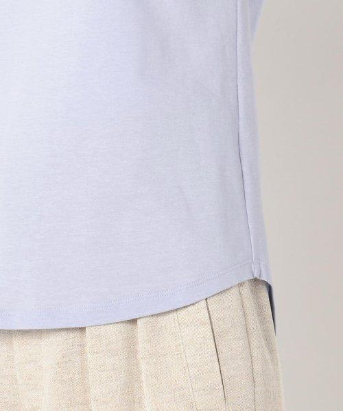 fredy emue(フレディエミュ)/リネン混フレンチTシャツ/9-0021-3-23-001_img06