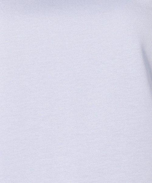 fredy emue(フレディエミュ)/リネン混フレンチTシャツ/9-0021-3-23-001_img07