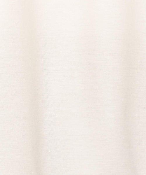 fredy emue(フレディエミュ)/コクーンシルエットプルオーバーカットソー/9-0021-3-23-005_img08