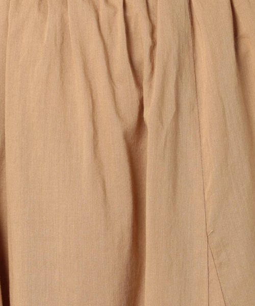 fredy emue(フレディエミュ)/綿ローンマキシギャザースカート/9-0021-3-26-005_img07
