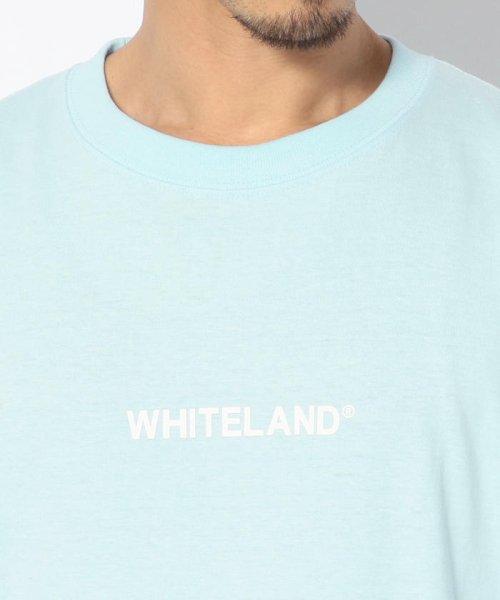 LHP(エルエイチピー)/WHITELAND/ホワイトランド/ロゴTシャツ/6016193422-60_img03
