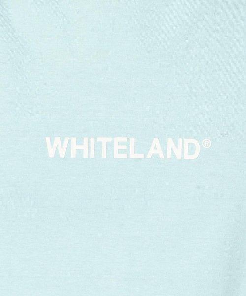 LHP(エルエイチピー)/WHITELAND/ホワイトランド/ロゴTシャツ/6016193422-60_img04