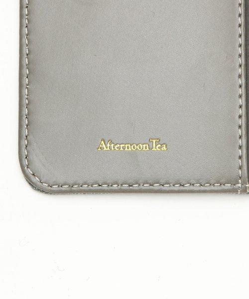 Afternoon Tea LIVING(アフタヌーンティー・リビング)/ファッションモチーフ刺繍ブック型iPhone8/7/6/6sケース/FT1818109869_img11