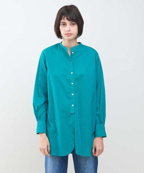 collex(collex)/製品染めチュニックシャツ/60380605011_img11