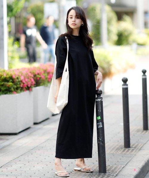 Girly Doll(ガーリードール)/ポケット付きゆったりロングワンピース/GHI19S005_img38