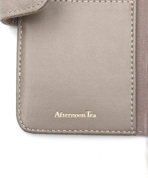 Afternoon Tea LIVING(アフタヌーンティー・リビング)/キャット刺繍ブック型iPhone8/7/6/6sケース/FX0619200996_img06