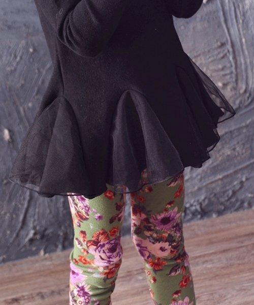 Rora(ローラ)/Rora アート チュニックワンピース(ネックレスセット)(2color)/10002985_img08