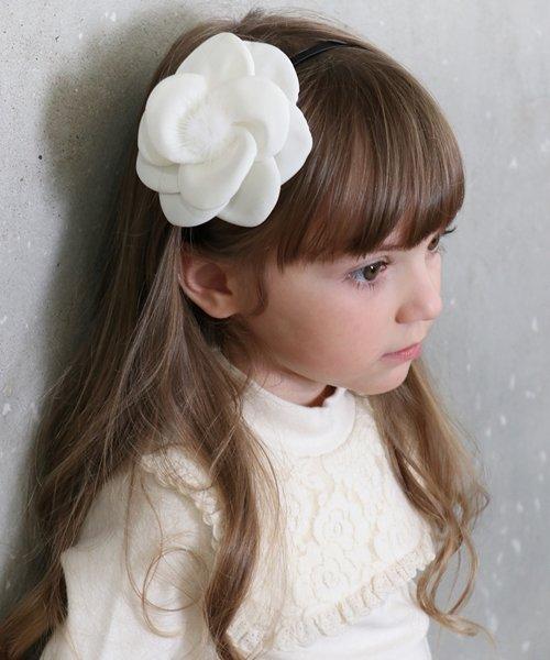 Rora(ローラ)/Rora ミオ 長袖カットソー (リボンブローチセット)/10006035_img13